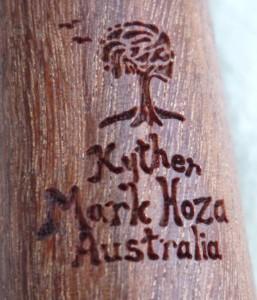 Mark Hoza's Kything Flutes, Australia